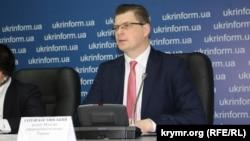 Радник Міністра інформаційної політики України Сергій Костинський