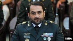 فرزاد اسماعیلی٬ فرمانده قرارگاه پدافند هوایی «خاتمالانبیاء» ارتش