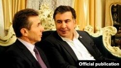 Долгожданная личная встреча между Саакашвили и Иванишвили завершилась без особых прорывов
