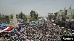Анти-владините протести во Јемен