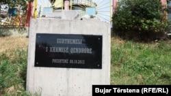 Kamen temeljac centralne džamije u Prištini