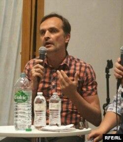 Ігар Качаткоў, сябра рады «Расейскай ЛГБТ-сеткі»