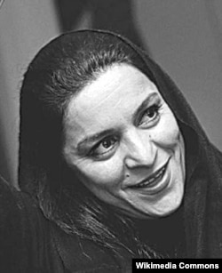 Eýranly asly azerbaýjanly bolan zenan režissýor Tamina Milani.