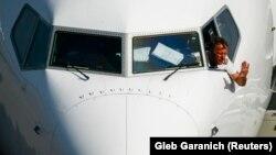 Pilot Ryanaira