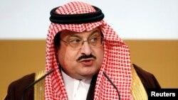 محمد بن نواف بن عبدالعزیز آل سعود، سفیر سعودی در پایتخت بریتانیا