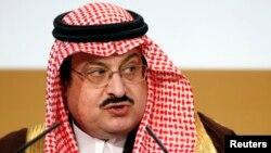 محمد بن نواف بن عبدالعزیز، شاهزادی سعودی