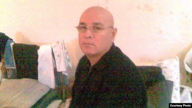 Turkmenistan -- jailed activist Sapardurdy Khajiev. undated