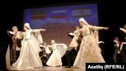 Казанда Ингушетия мәдәният көннәре
