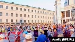 Казан Кирмәнендә түгәрәк уен фестивале, 5 август 2017