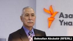 Kyrgyzstan -Orozbek Moldaliev, expert, 1 February 2018