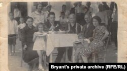 Bilha Bryant's early family in Dupnitsa