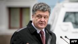 Presidenti i Ukrainës, Petro Poroshenko
