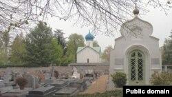 Русское кладбище в Сент Женевьев де Буа