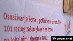 Bosnia and Herzegovina - Sarajevo, TV Liberty Show No.812 20Feb2012