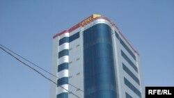 أحد الفنادق السياحية في مدينة دهوك