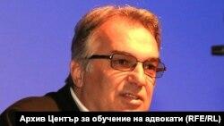 Адв. Йордан Йорданов