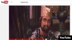 """""""Babək"""" filmindən kar - Afşin"""