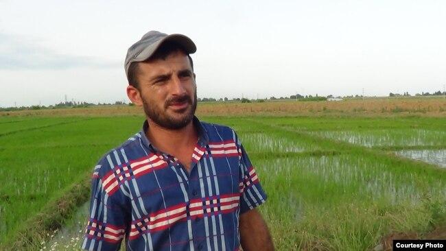 İş adamı İbrahim Əfsəlov. 15 iyun 2017
