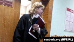 Юлія Блізьнюк, архіўнае фота