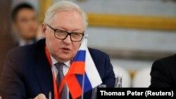 Zëvendësministri i Jashtëm rus, Sergei Ryabkov.
