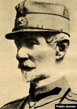 Alexandru Averescu (Cf.: Gh. V. Andronachi, Albumul Basarabiei în jurul marelui eveniment al unirii, Chișinău, 1933).