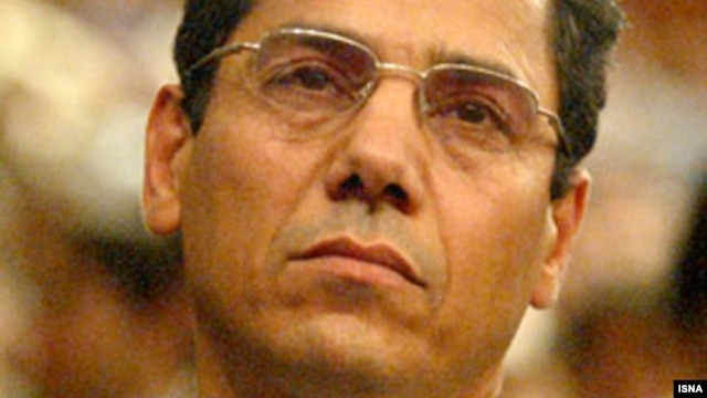 Iranian human rights lawyer Abdolfattah Soltani