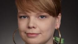Iolanda Bădiliță în dialog cu Thorhildur Sunna Evarsdottir.