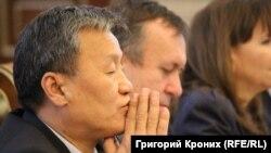 Врио министра ЖКХ и энергетики Новосибирской области Ким Те Су