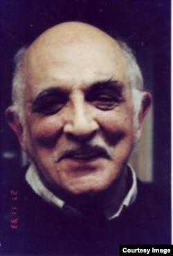 Александр Пятигорский, начало 2000-х. Фото Улдиса Тиронса