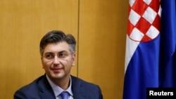Andrej Plenković: Štititi hrvatsko gospodarstvo