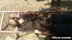 Мақомоти амниятии вилояти Бадахшон бо нашри акси яке ҷангиёни тоҷик, номи ӯро Исо гуфтаанд.