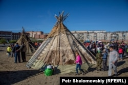 The indigenous peoples of Russia's Far North are facing a host of challenges that threaten their way of life. (file photo)