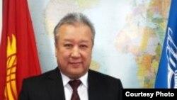 Курманбек Акышев