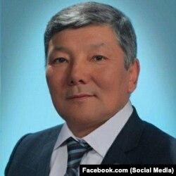 Билим Райымкулов.