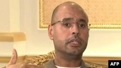 Сын ливийского лидера Сейф аль-Ислам