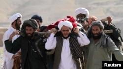 از حادثه ۱۱ سپتامبر تا امسال ۳۱ هزار فرد ملکی افغان کشته شدهاست