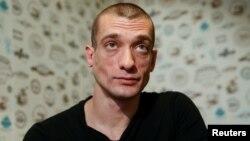 Петр Павленский, ресейлік суретші.