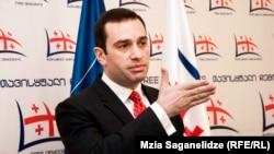 На специальном брифинге лидер «Свободных демократов» Ираклий Аласания заявил, что продолжит правовую и политическую борьбу за освобождение бывших коллег