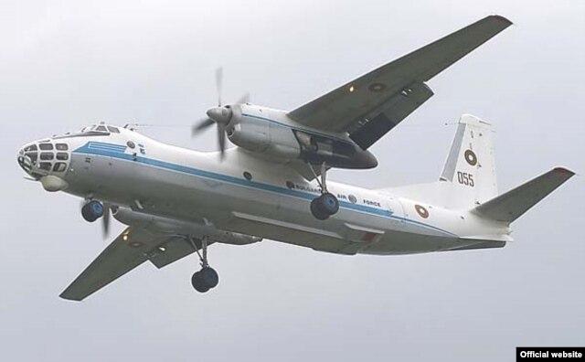 «Мотор Січ» виробляє двигуни для Ан-30