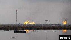 میدان نفتی در بصره، عراق