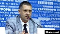 Постоянный представитель президента Украины в Крыму Борис Бабин
