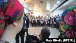 Sevdalinka je spomenik nacionalne kulture, ali i više od toga: Izet Šabotić (na fotografiji: Sa konferencije u Tuzli)