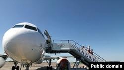 Казанга кайткан Airbus 319 очкычын тәкъдим итү