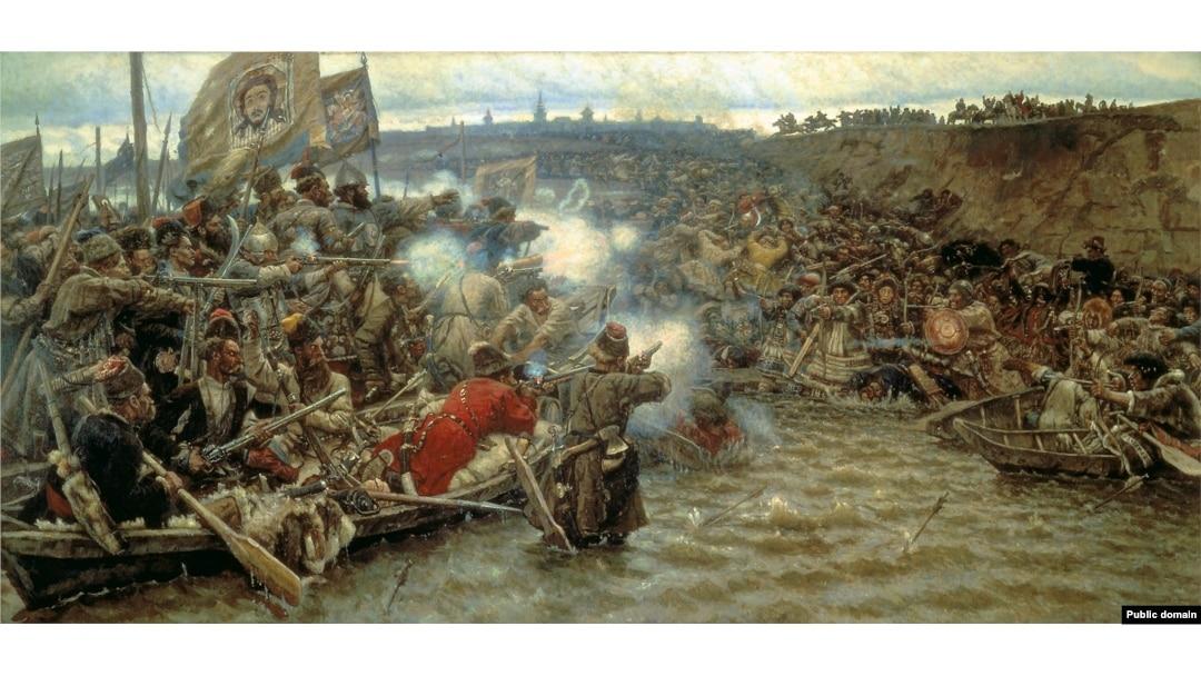 Arta războaielor Rusiei
