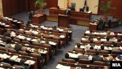 Собраниска седница за ребаланс на буџетот, 2012 година.
