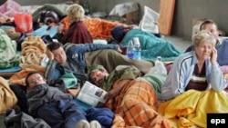Кроме Москвы голодовки дольщиков проходят в Ульяновске; в Новосибирске голодающих вынудили разойтись