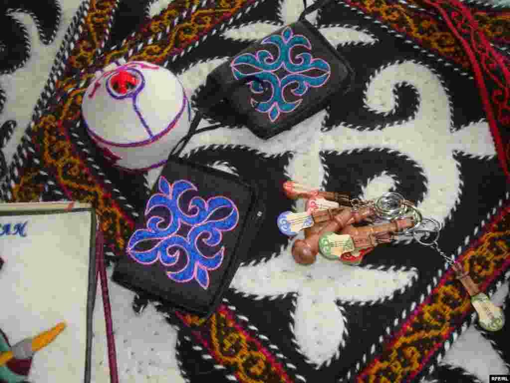 Многообразие кыргызского орнамента #3