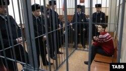 Надія Савченко в суді Москви, 4 березня 2015 року