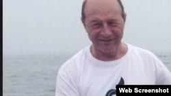 Fostul președinte Traian Basescu