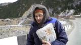 Postwoman Ekaterina Dzalaeva Ossetia Russia A person on the map teaser